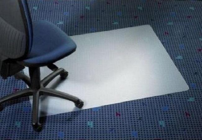 защитный коврик под офисное кресло