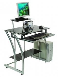 cтеклянные компьютерные столы